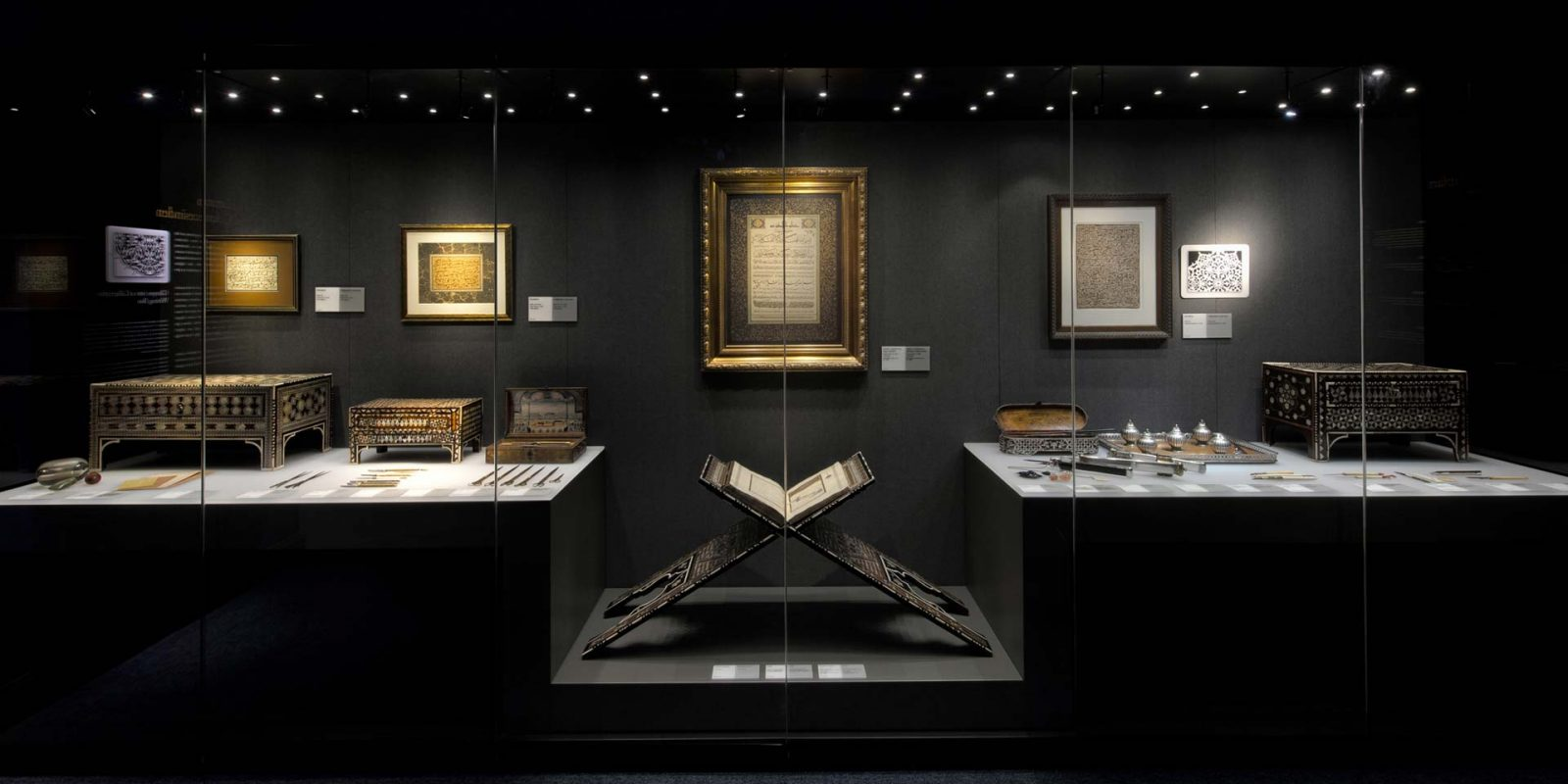 COLLECTION OF THE ARTS OF THE BOOK AND CALIGRAPHY