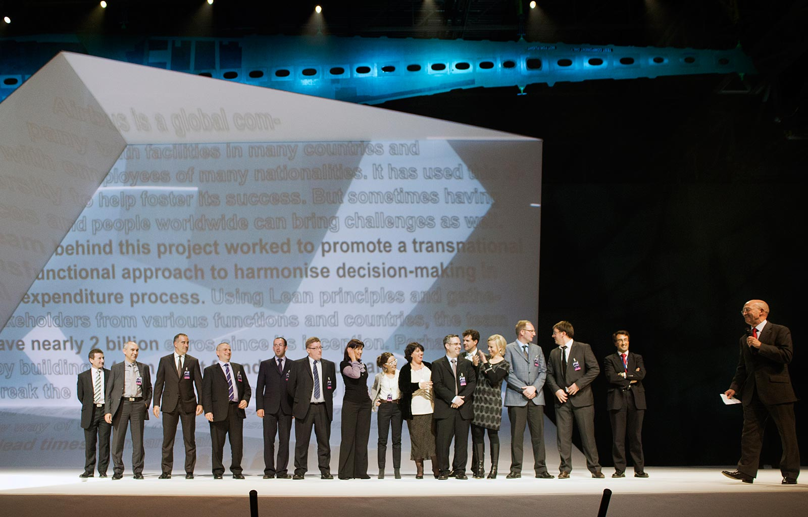 AIRBUS EXCELLENCE AWARDS