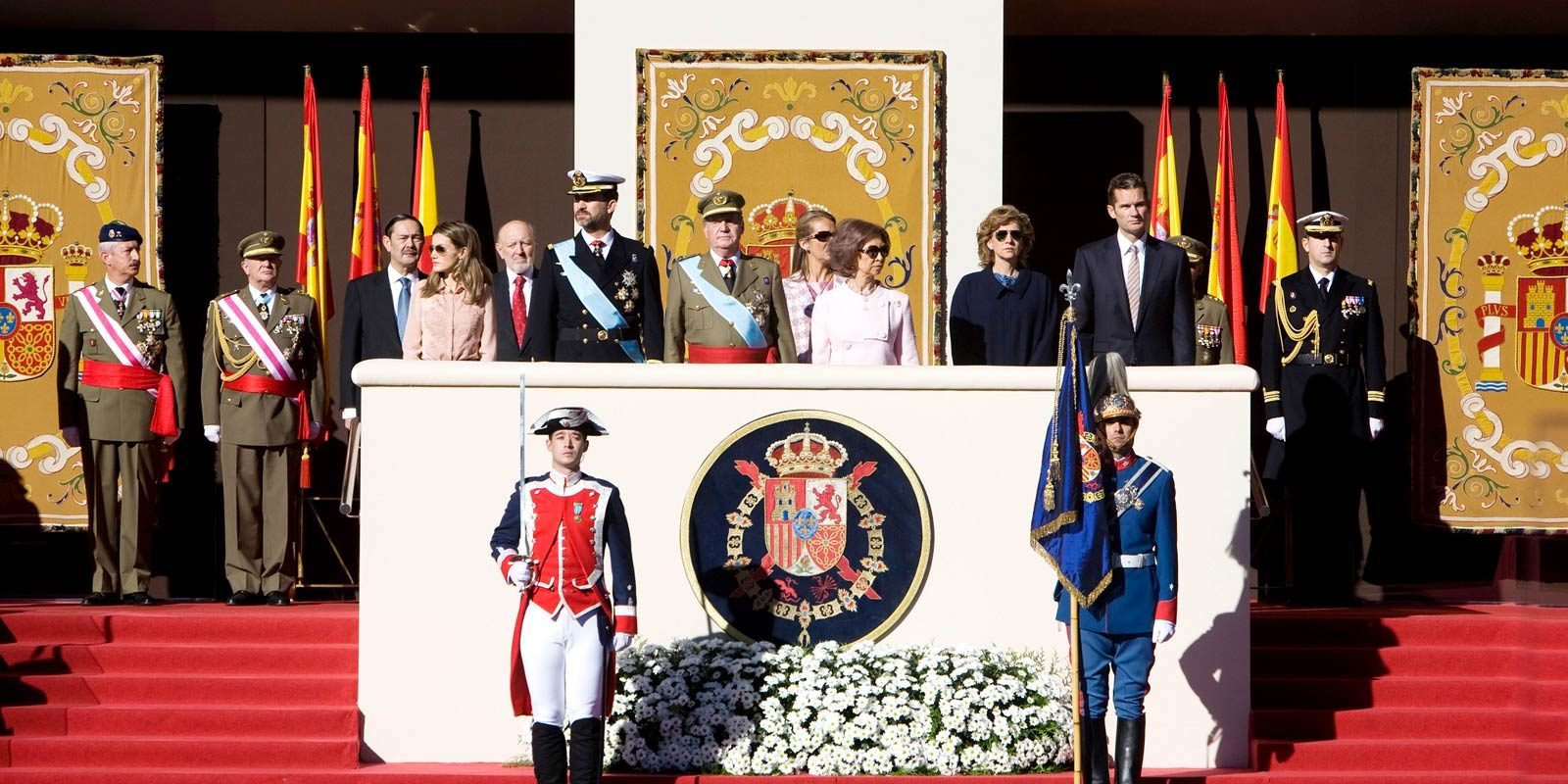 THE NATIONAL DAY OF SPAIN