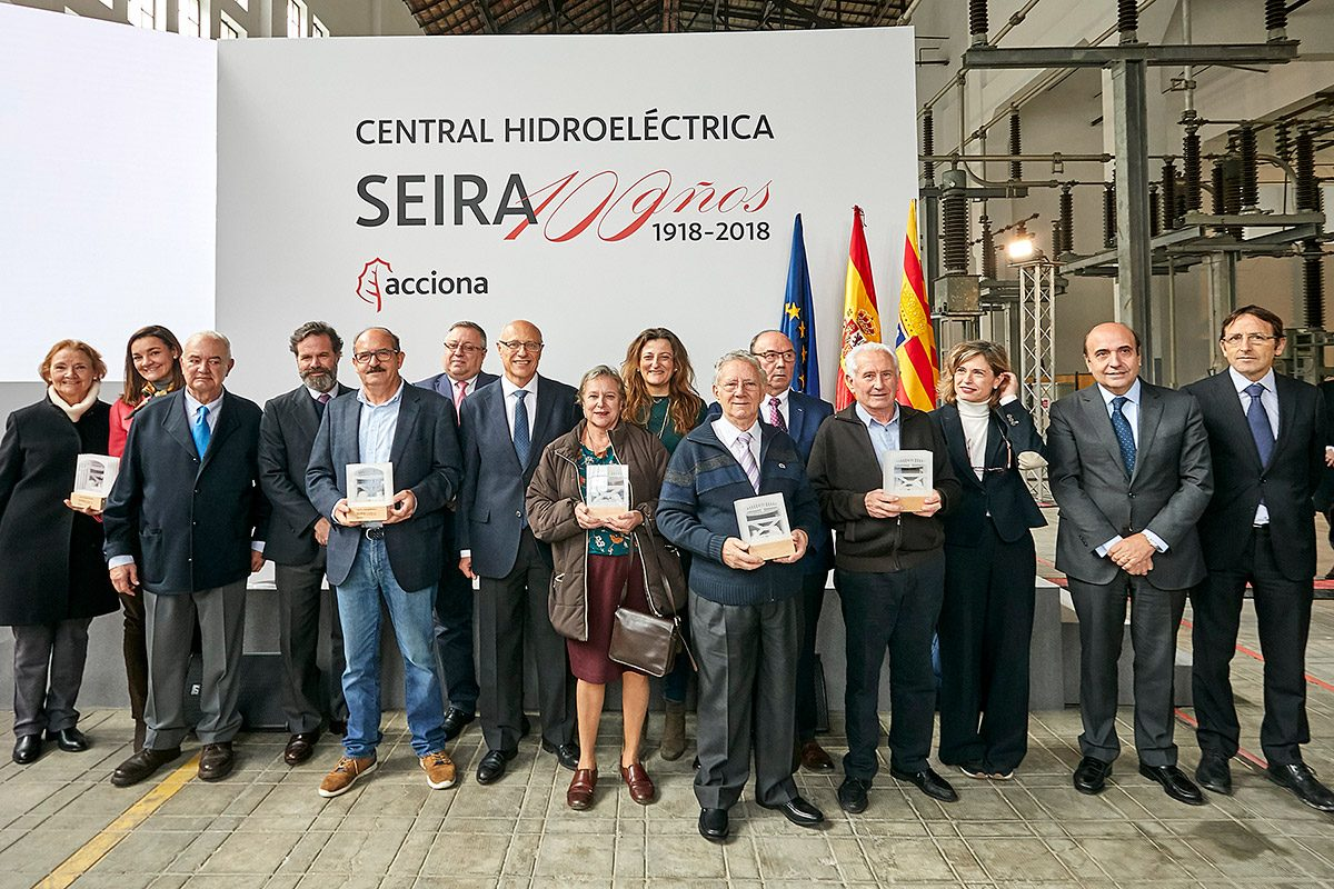 CENTENARY OF THE SEIRA HYDROELECTRIC POWER PLANT